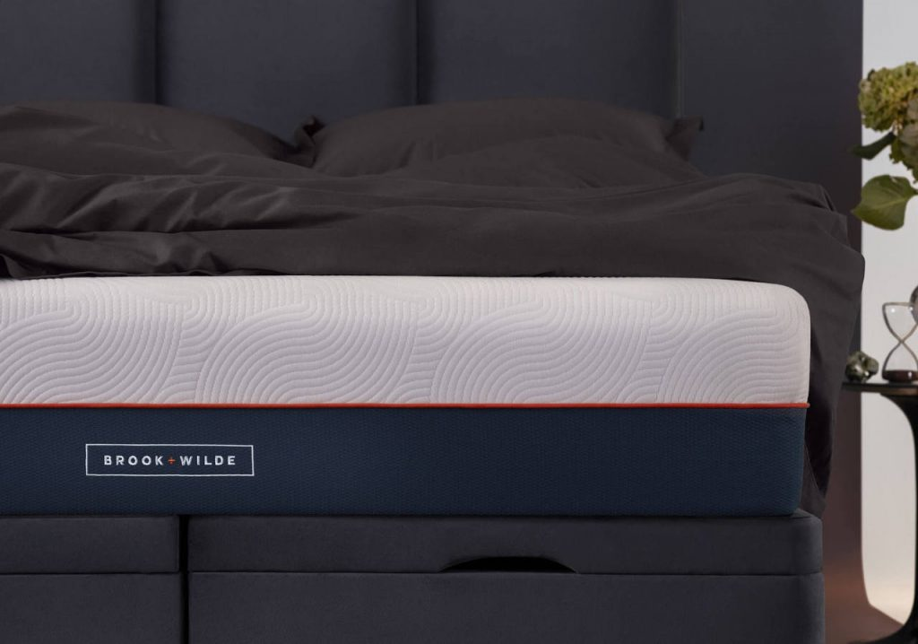 best mattress for couples uk brook and wilde