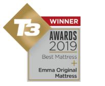 T3 best mattress uk emma