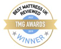 TMG Award - Emma - Best mattress UK