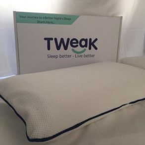 Tweak Slumber Pillow review