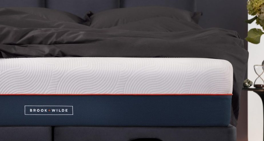 brook and wilde lux mattress design