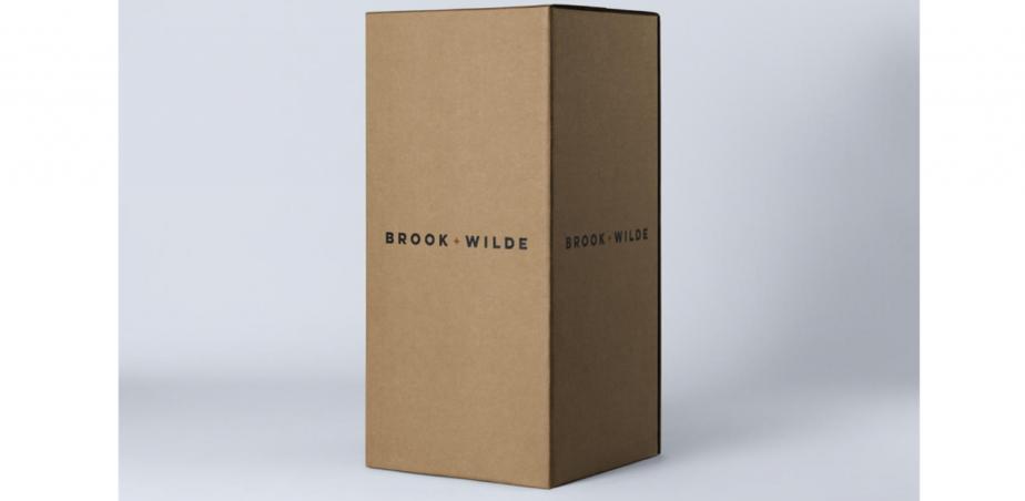 brook and wilde mattress box