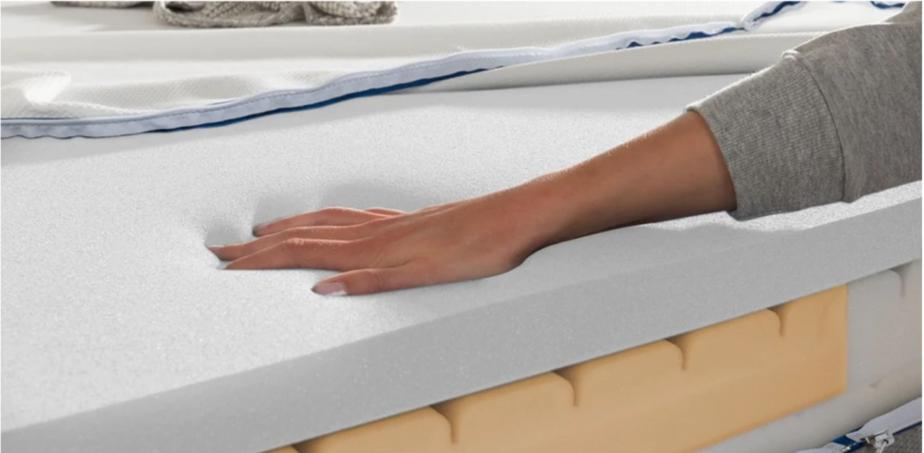 duo mattress top layer