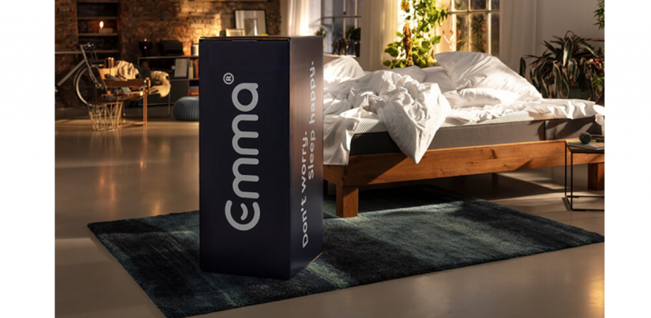 emma mattress box