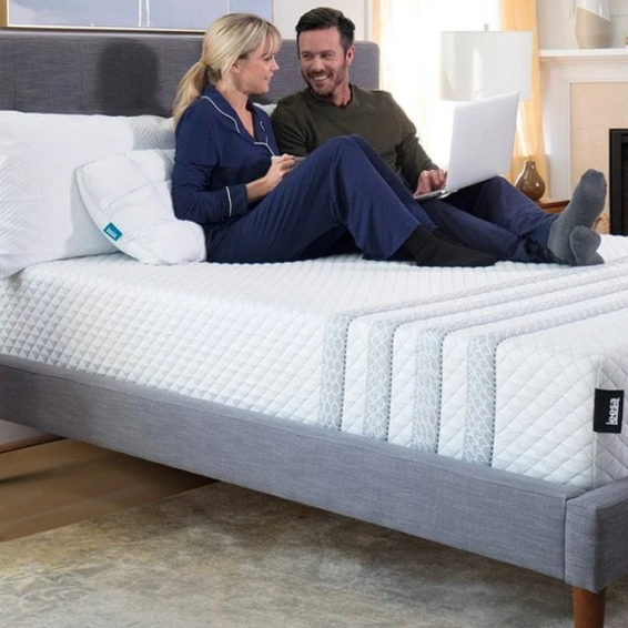 leesa luxury mattress review