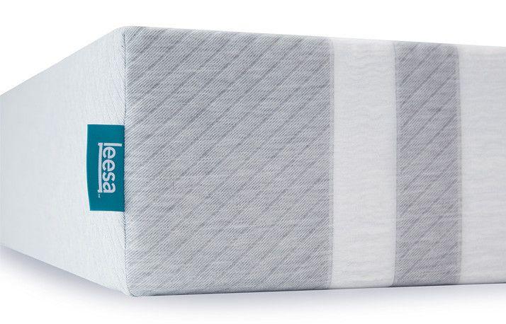 leesa mattress cover review