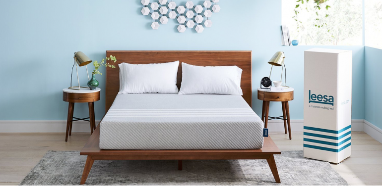 leesa mattress review uk