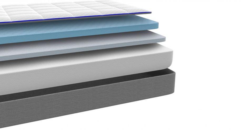 nectar mattress review foam layers