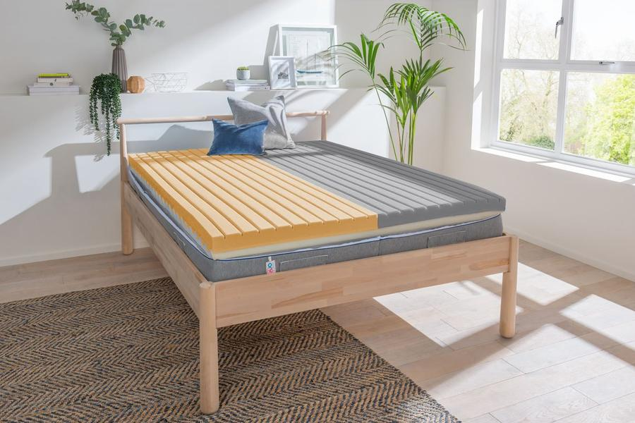 tweak duo mattress review customisable layer 2