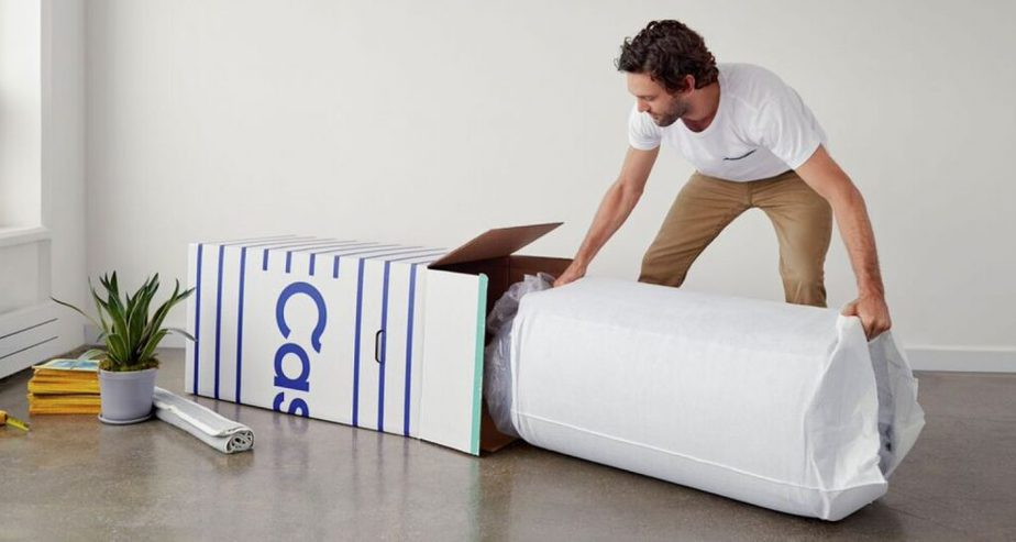 casper essential mattress delivery review