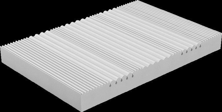 eve base foam layer