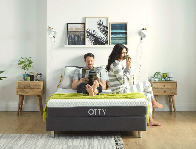 otty essential mattress review