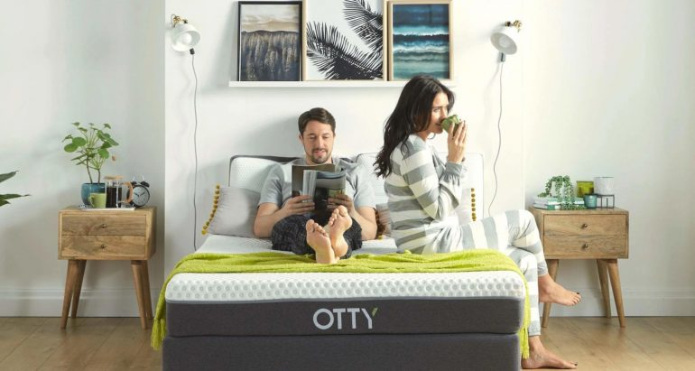 otty essential mattress review uk