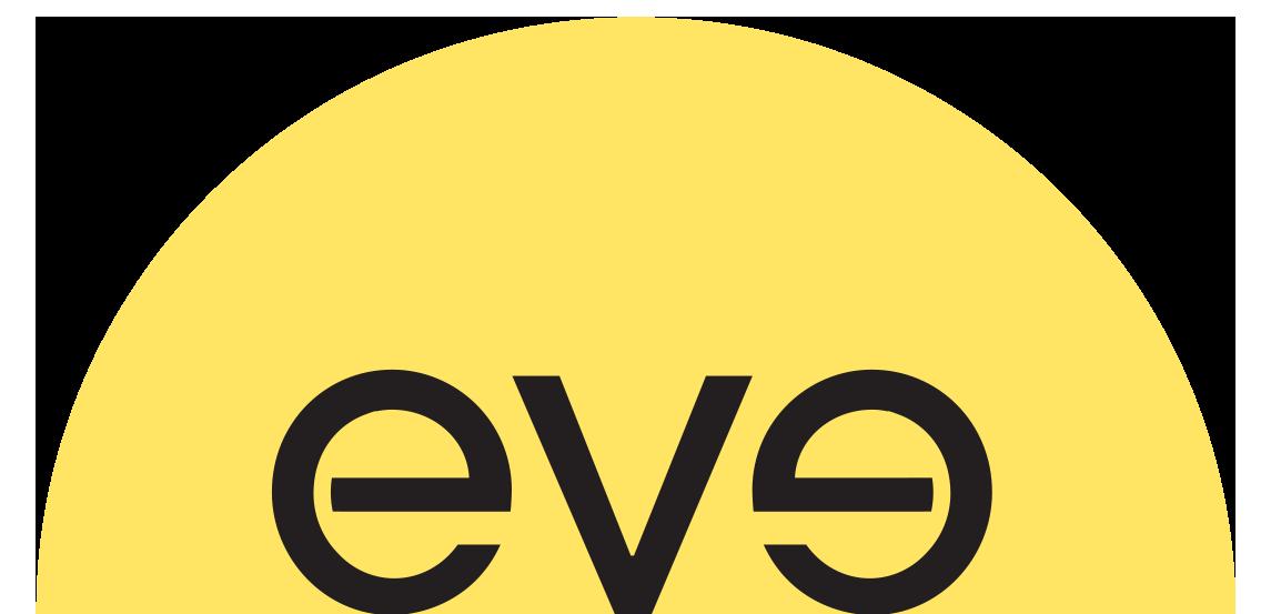 Eve logo uk