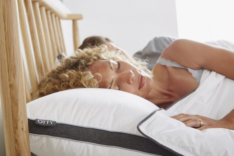 Otty adjustable pillow review uk