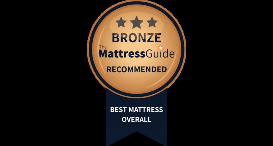 bronze award top mattress