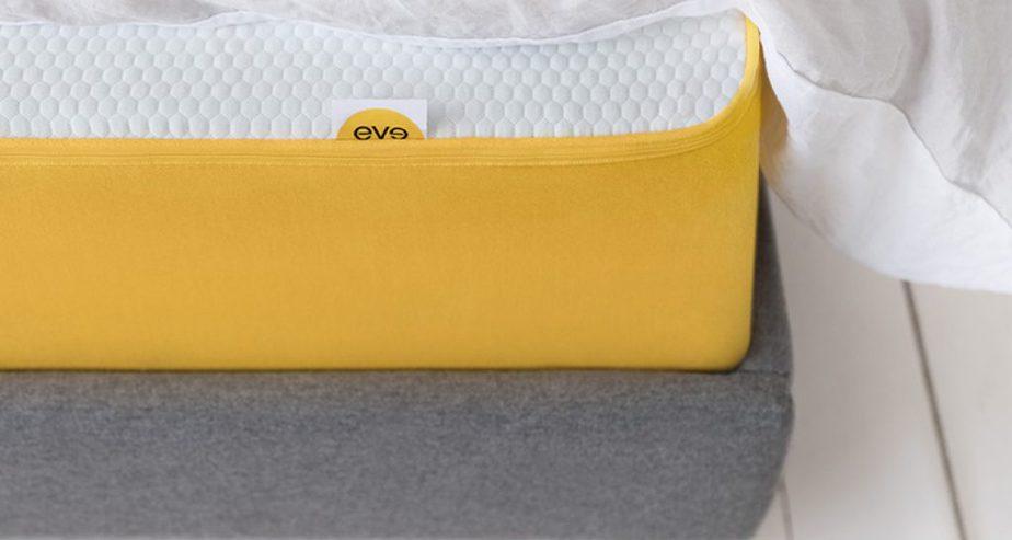 cover eve mattress vs simba