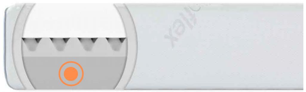 ergoflex base layer