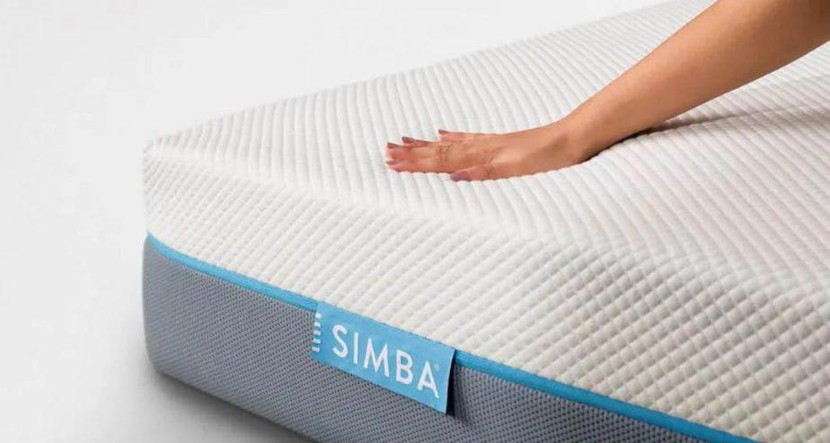simba mattress cover vs eve