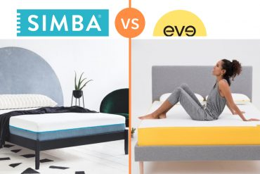 simba vs eve mattress comparison review