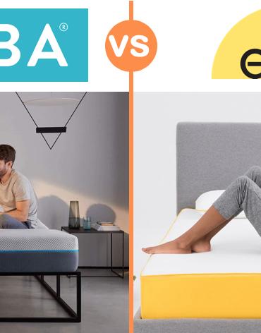 simba vs eve mattress comparison review uk