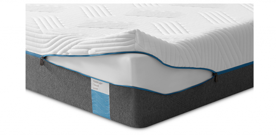 tempur cloud mattress cover
