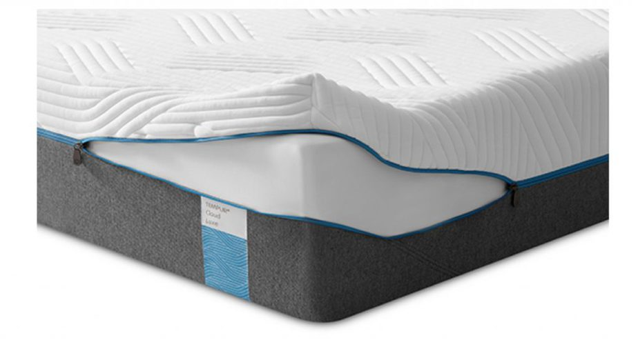 tempur cloud mattress cover uk