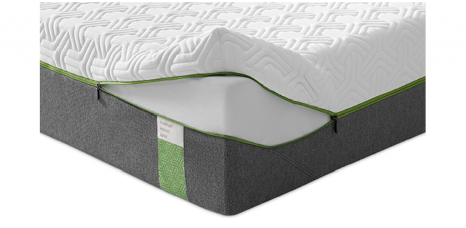 tempur hybrid mattress cover