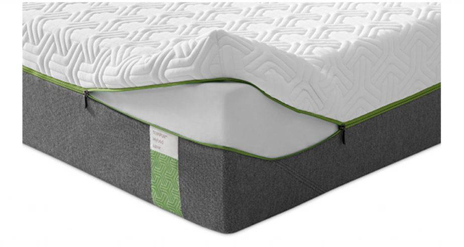 tempur hybrid mattress cover uk