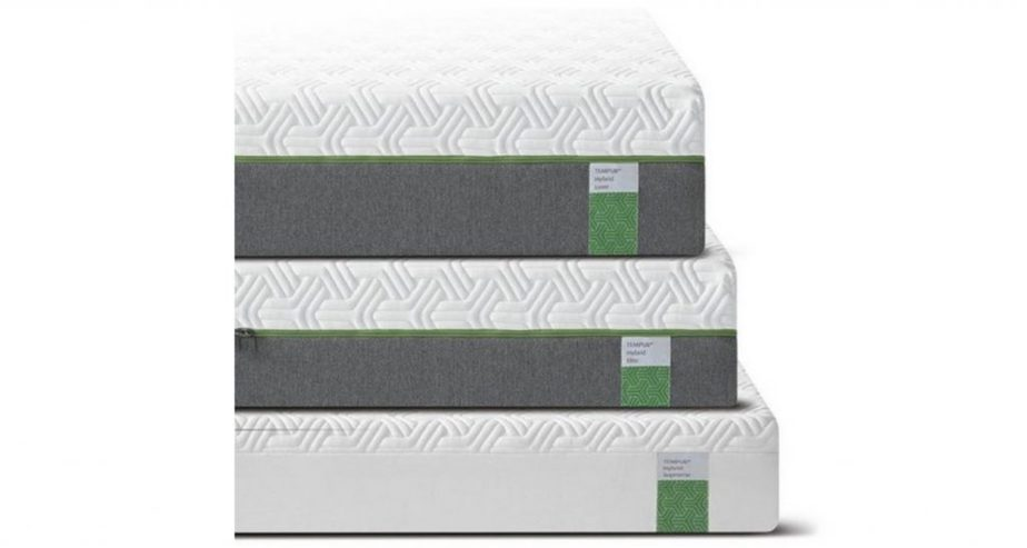 tempur hybrid mattress luxe,elite, supreme uk