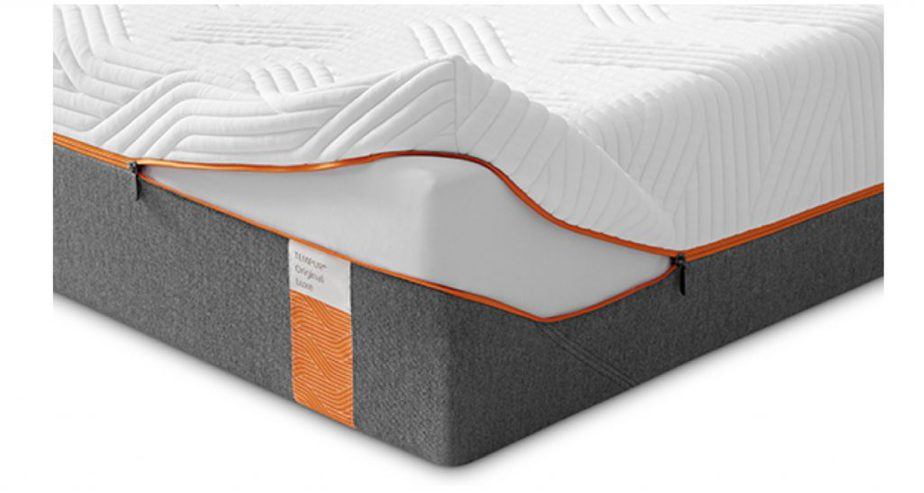 tempur original mattress cover uk