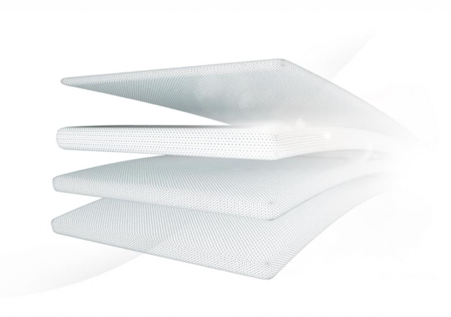 tempur original mattress layers