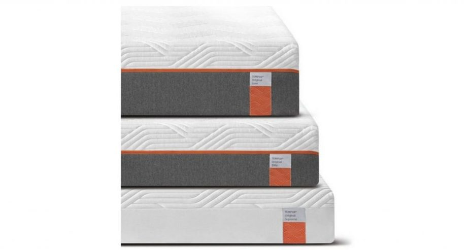 tempur original mattress luxe,elite, supreme uk