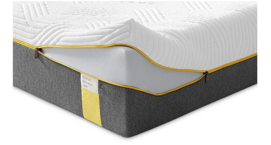 tempur sensation mattress cover uk