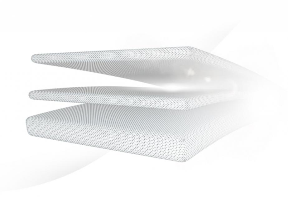 tempur sensation mattress layers