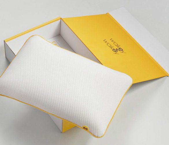 eve pillow review uk memory foam