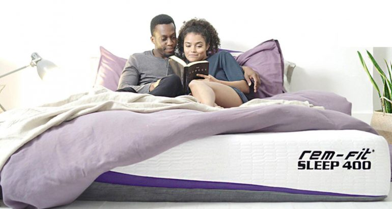 remfit 400 mattress review