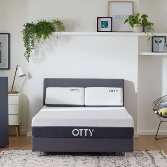 OTTY Flex Memory Foam mattress review