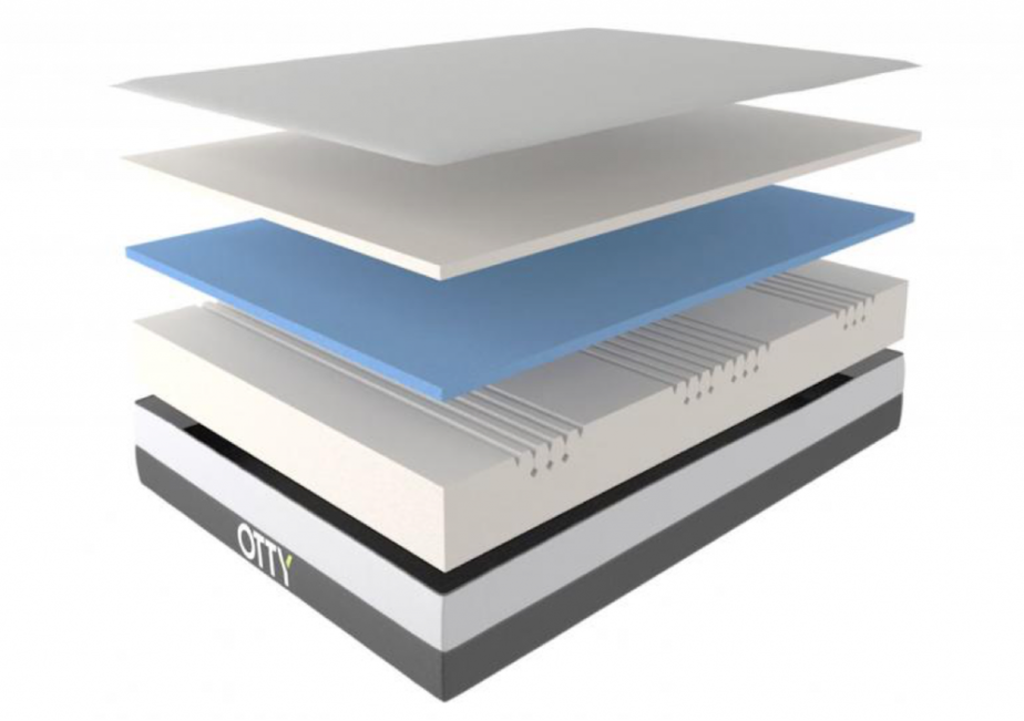 otty flex memory layers