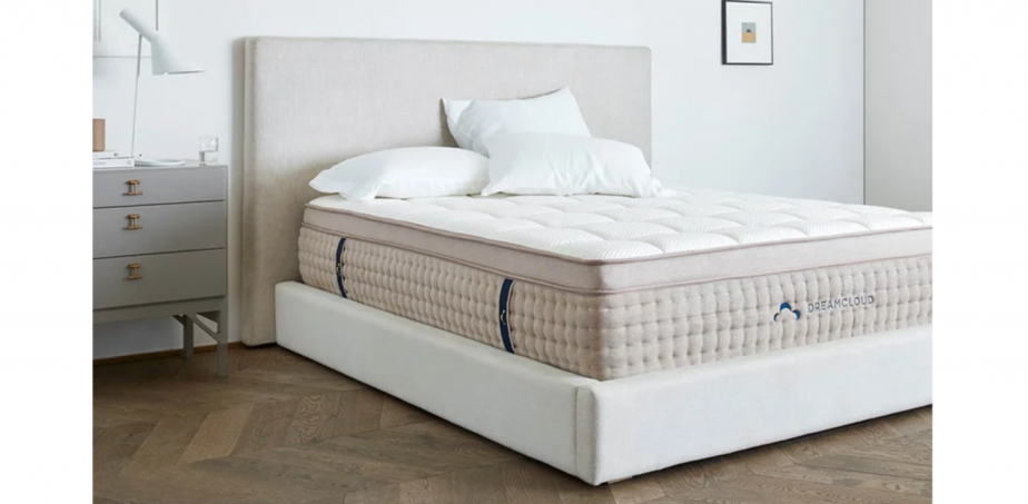 dreamcloud mattress design