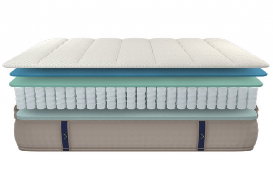 dreamcloud mattress review layers