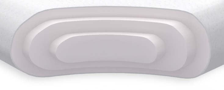 panda pillow layer review