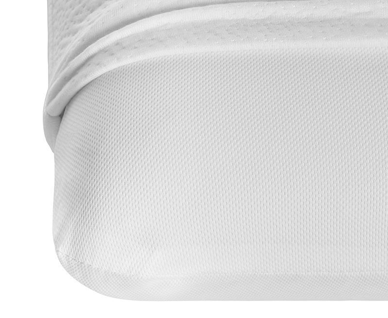 panda pillow mesh layer