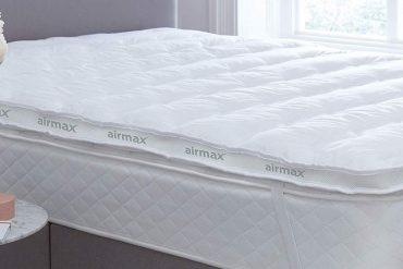 silentnight airmax mattress topper review uk