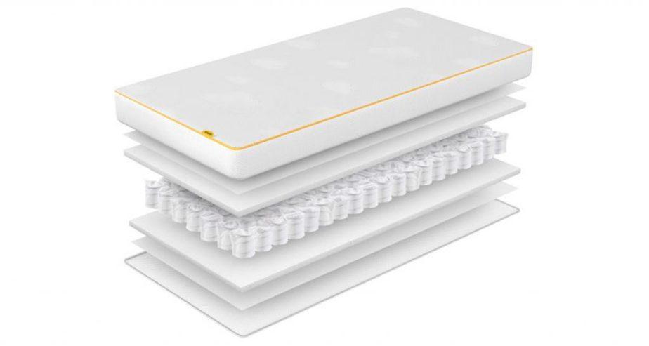2 eve baby foam layer
