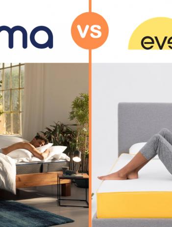 emma vs eve mattress review comparison uk