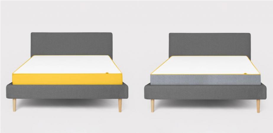 eve mattress colours design