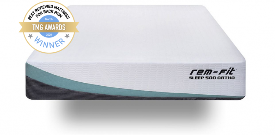 remfit 500 ortho best mattress for back pain uk