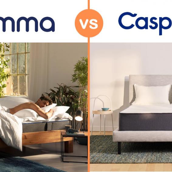 emma vs casper mattress review comparison