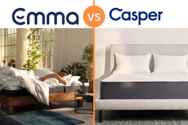 emma vs casper mattress review comparison uk